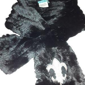 Jocelyn Genuine Rabbit Fur Infinity Scar